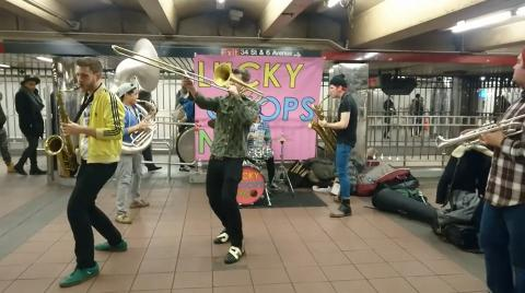 Lucky Chops - NYC